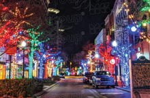 Load image into Gallery viewer, Holiday Card - City Lights (30 Count Cards and Blank Envelopes)