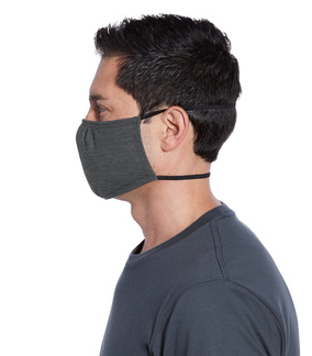 (Face Covering) Soft Cotton Face Covering (Pack of 5)