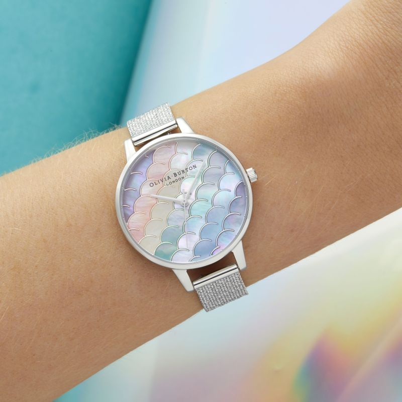 Mermaid Tail Watch (OB16US46)