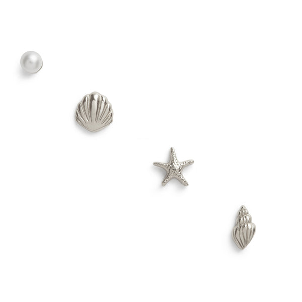 Assorted Silver Studs (OBJSCE21)