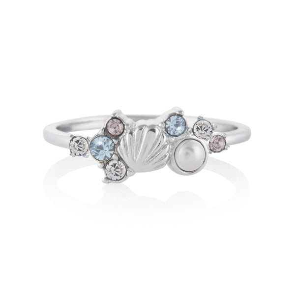 Under the Sea Silver Ring - Medium (OBJSCR11B)
