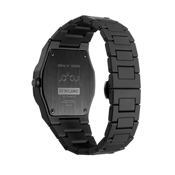 Men's Shadow Watch (D1-S-PCBJ10)