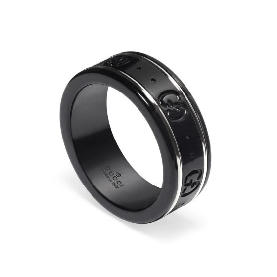 Men's Gucci Icon Ring (YBC225985001021)