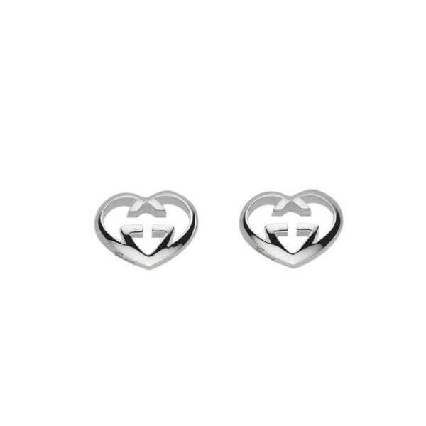 Love Brit Earrings in silver (YBD24657300100U)
