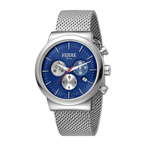 Men's Quartz Blue Dial Watch (FM1G106M0051)