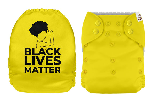 Mama Koala - Black Lives Matter Yellow