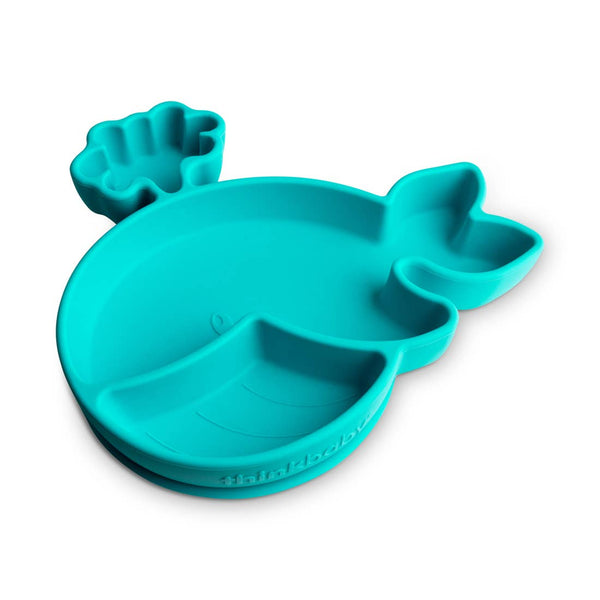 Thinkbaby- Suction Plate Blue Whale