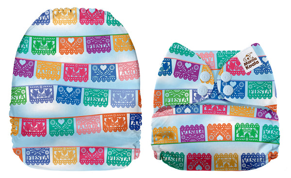 Mama Koala - Papel Picado Exclusive
