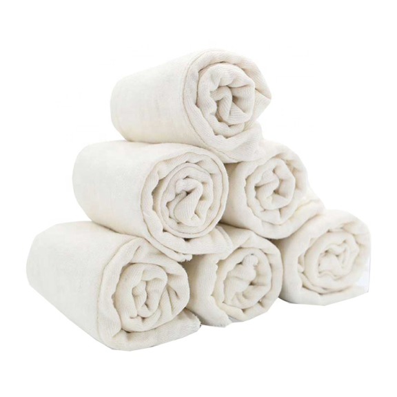 3-Pack Muslin Cotton Prefold's