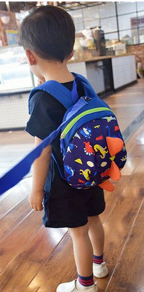 Dinosaur Harness Backpack for Toddlers