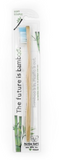 THE FUTURE IS BAMBOO- Soft Bamboo Adult Toothbrush