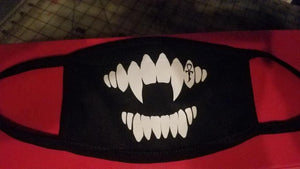 Lilith Fangs Mask
