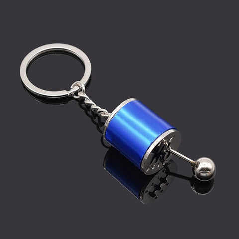 6 Speed Manual Keychain