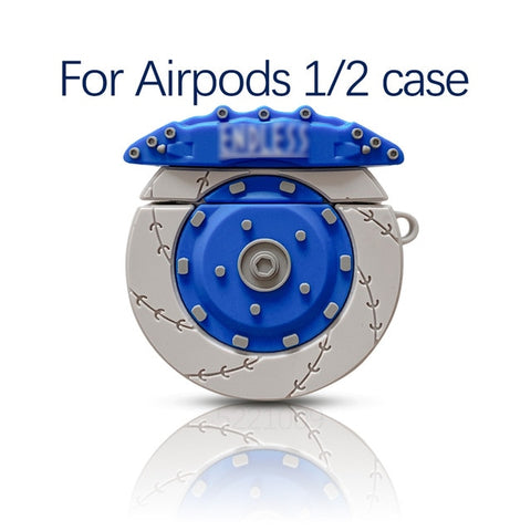 Brake Caliper Airpods Case