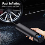 Portable Wireless Tire Inflator