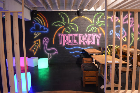 Treehouse Disco