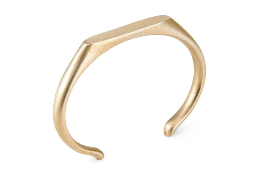 Foundry Cuff - Brass