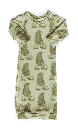 Baby Mighty Morel Gown