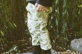 Mighty Morels Organic Cotton Pocket Leggings - Kids