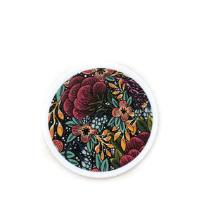 Bright Floral Sticker