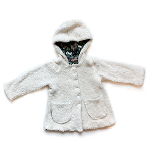 Kids PNW Moth Sherpa Coat