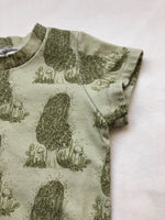 Mighty Morels Organic Cotton Tee - Toddler