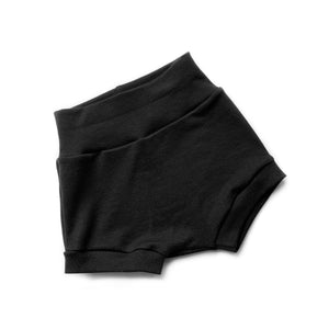 Children's Basic Black Shorties