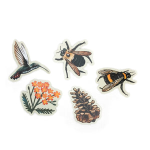 PNW Pollinator Pack Sticker