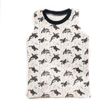 Orca Whales Organic Cotton Tee