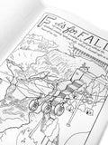 Spokane Alphabet Coloring Book