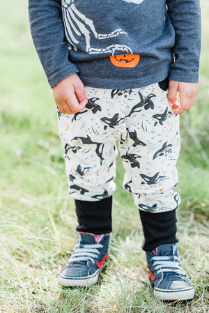 Kids Orca Whale Leggings