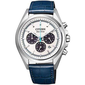 CITIZEN ATTESA ECO-DRIVE CHRONOGRAPH MEN WATCH CA4390-04H