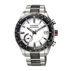 CITIZEN ATTESA ECO-DRIVE GPS RADIO WAVE DIRECT FLIGHT MEN WATCH CC3085-51A