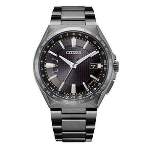 CITIZEN ATTESA ECO-DRIVE RADIO WAVE DIRECT FLIGHT MEN WATCH CB0215-51E
