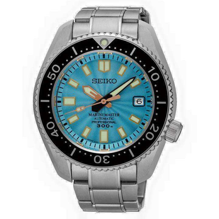 SEIKO PROSPEX ZIMBE MM300 MEN WATCH (222 Limited) SLA013J1