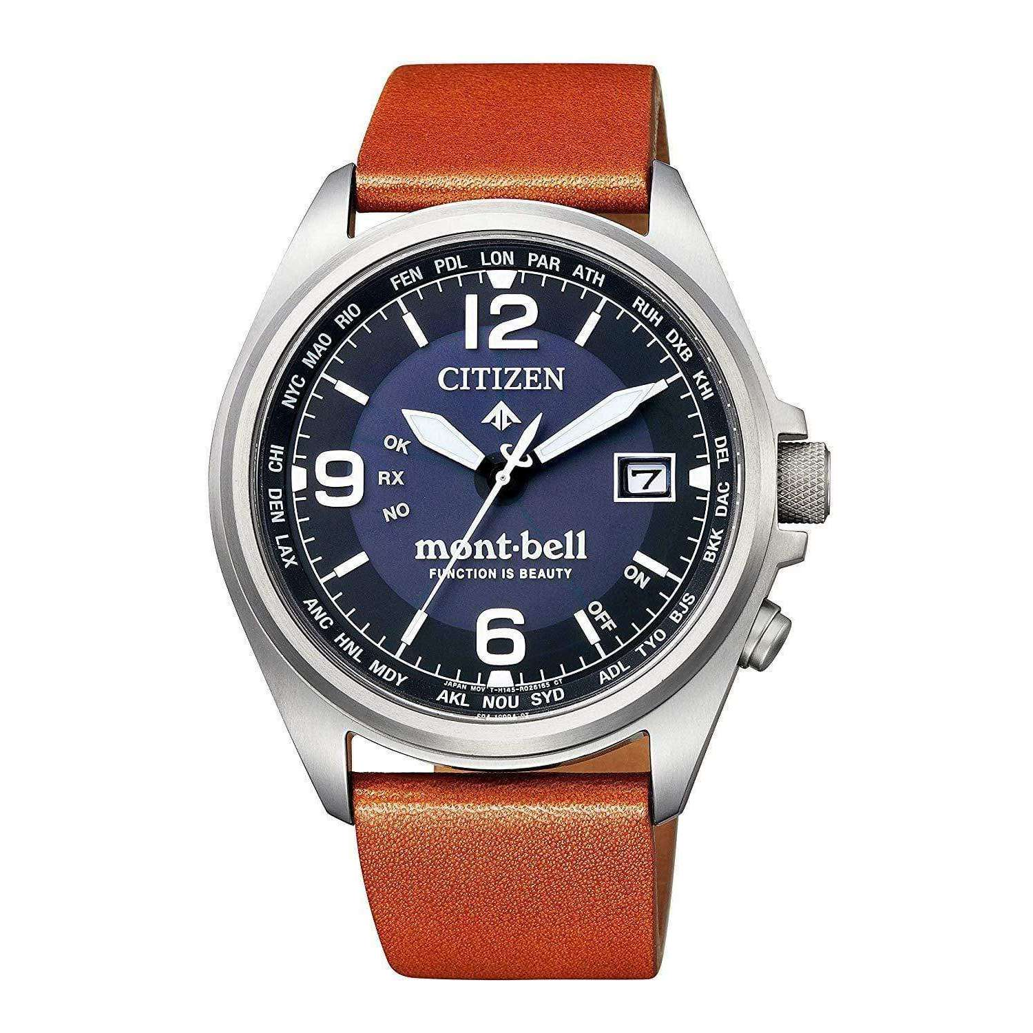 CITIZEN PROMASTER X MONT-BELL COLLABORATION MODEL ECO