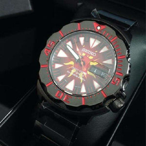 SEIKO MONSTER 10TH ANNIVERSARY THE SUN MEN WATCH (2,323 Limited) SRP459