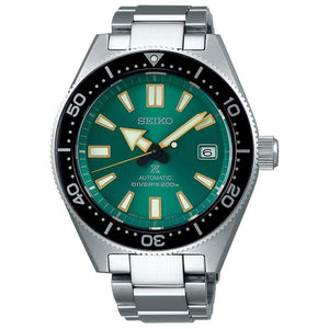 Seiko Prospex Diver Scuba Green Dial MEN Watch (1000 Limited) SBDC059