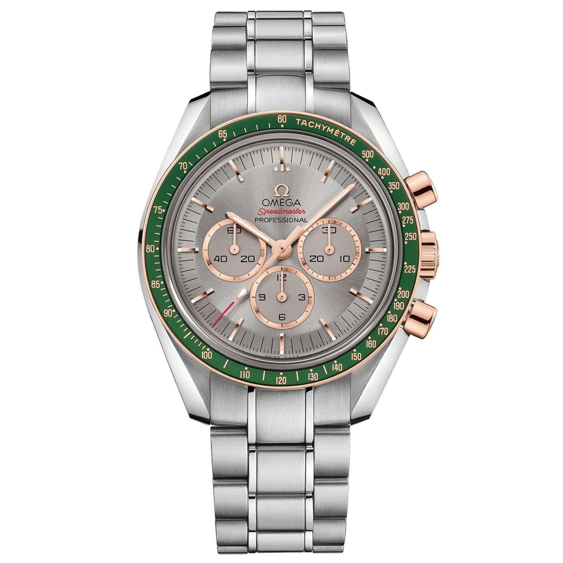 THE NEW OMEGA SPEEDMASTER TOKYO 2020 OLYMPICS COLLECTION Blue-Yellow-Panda-Green-Red