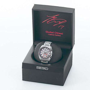 SEIKO ASTRON GPS SOLAR CORE SHOP EXCLUSIVE SHOHEI OHTANI MODEL MEN WATCH (2020 LIMITED) SBXC081