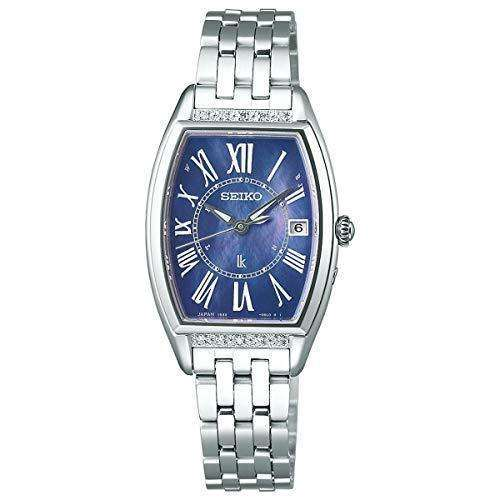 SEIKO LUKIA LADY COLLECTION SOLAR RADIO WAVE WOMEN WATCH SSVW179