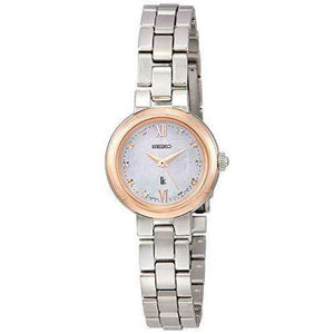 SEIKO LUKIA LADY COLLECTION SOLAR WOMEN WATCH SSVR134
