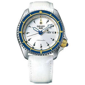 SEIKO 5 SPORTS JOJO BRUNO BUCCIARATI MEN WATCH (1000 LIMITED) SBSA029