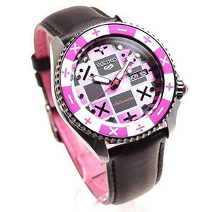 SEIKO 5 SPORTS JOJO TRISH UNA MEN WATCH (1000 LIMITED) SBSA033