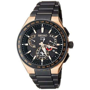 SEIKO ASTRON EXECUTIVE LINE BLACK MEN WATCH SBXB126