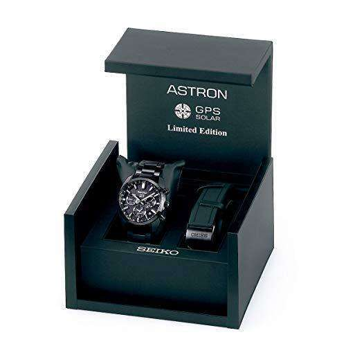 SEIKO ASTRON GPS SOLAR 50TH ANNIVERSARY CORE SHOP LIMITED MODEL MEN WATCH (1500 LIMITED) SBXC023