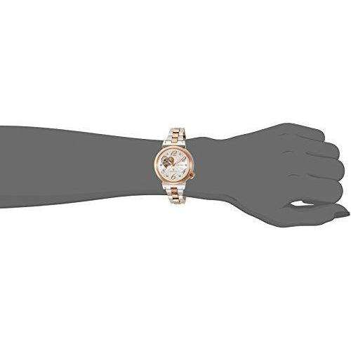 SEIKO LUKIA MECHANICAL SILVER WOMEN WATCH SSVM022
