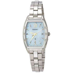 SEIKO LUKIA SOLAR RADIO WAVE NICOLAI BERGMANN LIMITED MODEL WOMEN WATCH (1500 LIMITED) SSVW163