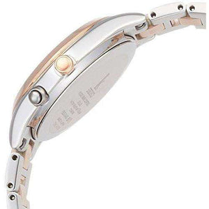 SEIKO LUKIA SOLAR RADIO WAVE TITANIUM MODEL WOMEN WATCH SSQV040