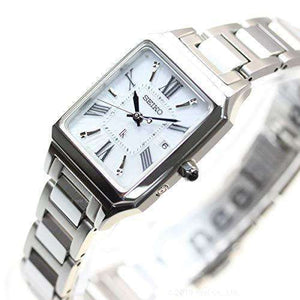 SEIKO LUKIA SOLAR RADIO WAVE WOMEN WATCH SSVW159